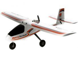 Hobbyzone AeroScout 1.1m SAFE RTF, Spektrum DXe