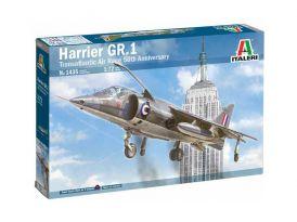 Italeri Harrier GR.1 Transatlantic Air Race 50. výročí (1:72)
