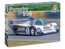 Italeri Porsche 956 (1:24)
