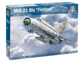 Italeri MiG-21 Bis Fishbed (1:72)