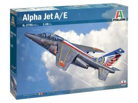 Italeri Alpha Jet A/E (1:48)