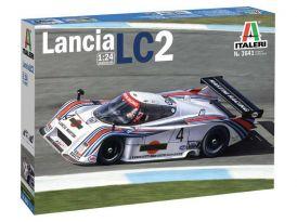 Italeri Lancia LC2 (1:24)