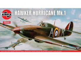 Airfix Hawker Hurricane Mk.1 (1:24) (vintage)