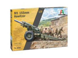 Italeri M1 155mm Howitzer (1:35)