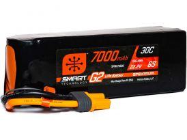 Spektrum Smart G2 LiPo 22.2V 7000mAh 30C IC5