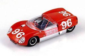 1:43  Lotus 19 #96 'Gurney' 1st pl Daytona 3-Hour Continental 1962