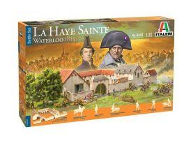 Italeri Waterloo 1815 La Haye Sainte (1:72)