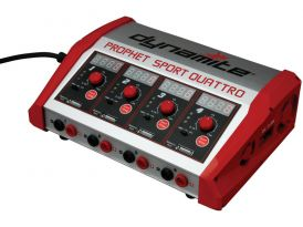 VÝPREDAJ - Nabíječ Prophet Sport Quatro 4x100W AC/DC