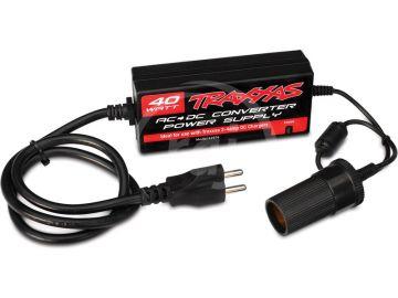Traxxas síťový zdroj 13.8V 3.5A s autozásuvkou