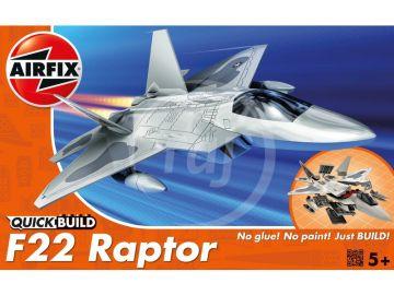 Airfix Quick Build Lockheed Martin Raptor