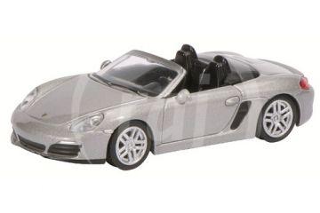 1:64 Porsche Boxster, silver