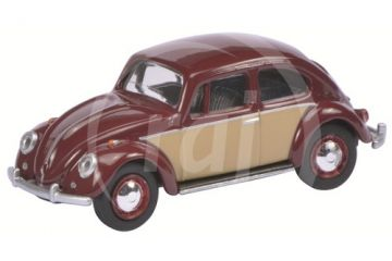 1:64 VW Kaefer, wine red-beige