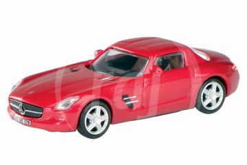 1:87 MB SLS AMG Coupé, red