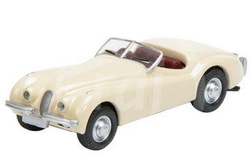 1:87 Jaguar XK 120, white