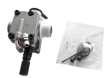 Evolution 8GX/10GX2 – karburátor