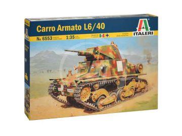 Italeri Fiat-Ansaldo L6/40 (1:35)