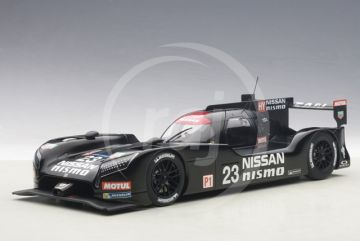 1:18 NISSAN GT-R NISMO LM 2015 TEST CAR (COMPOSITE MODEL/2 OPENINGS)