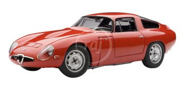 ALFA ROMEO TZ 1963 - RED