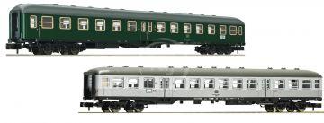 """2-dielna súprava """"Klasická expresná vlaková súprava v epochu IV"""" (časť 2), DB"""