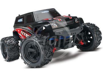 Traxxas Teton 1:18 4WD RTR červený