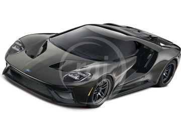 Traxxas Ford GT 1:10 TQi RTR stříbrný