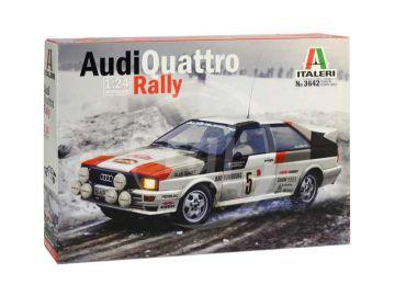 Italeri Audi Quattro Rally (1:24)