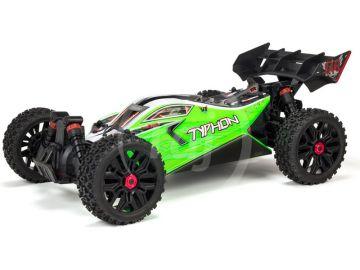 Arrma Typhon Mega 1:8 4WD RTR zelená