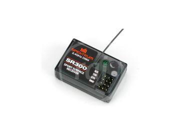 Spektrum přijímač SR300 DSM 3CH Sport