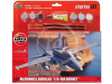 Airfix McDonnell Douglas F/A-18A Hornet (1:72) (Sada)