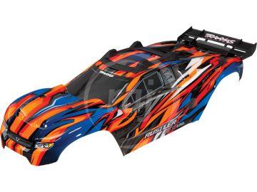 Traxxas karosérie oranžová: Rustler 4x4 VXL