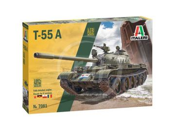Italeri T-55A (1:72)