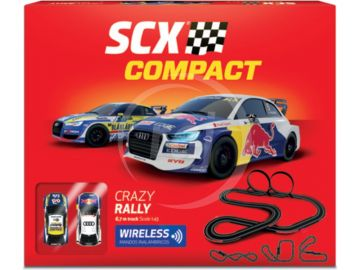SCX Compact Crazy Rally